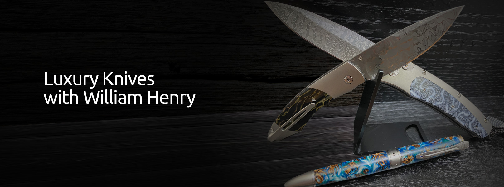 Luxury Knives